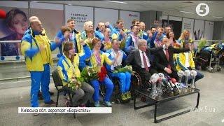 Кубок світу з лижних гонок та біатлону  українські паралімпійці посіли перше місце