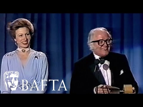 Richard Attenborough's BAFTA Fellowship Acceptance Speech