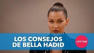 QUIERO SER TOP MODEL: Los consejos de Bella Hadid - (Temp 1, Ep 1) | Lifetime Latinoamérica