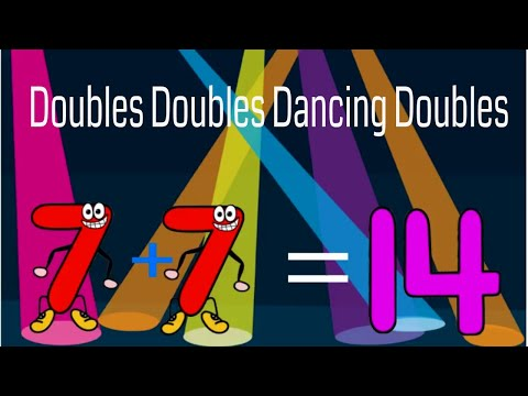 Doubles Doubles Dancing Doubles (A song about number doubles)