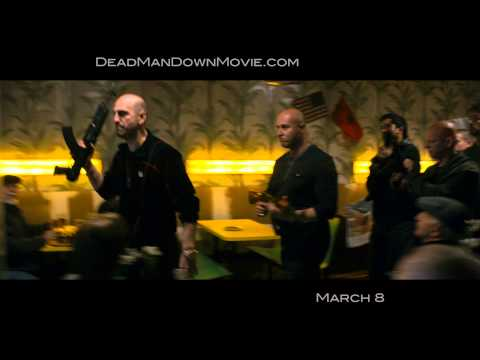 DEAD MAN DOWN - Official Trailer - In Theaters 3/8