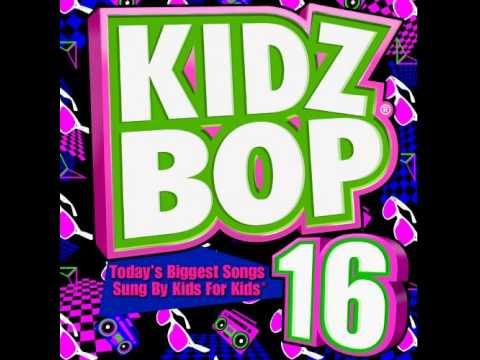 """Kidz Bop - Fire Burning """"Lyrics"""""""
