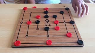 DOKUZ TAŞ Oyunu Nasıl Oynanır? Uzm. Antropolog Hasan Topdemir