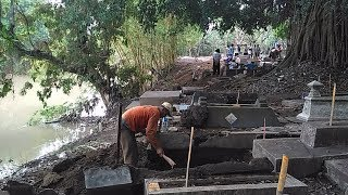 Ribuan Makam Dibongkar di TPU Putri Cempo, Nusukan, Solo