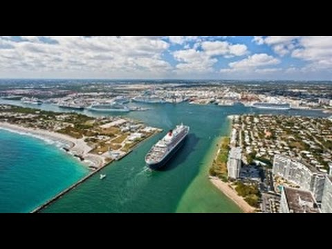 Port Everglades Driving Tour from Fort Lauderdale International Airport