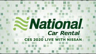 National Live at CES 2020 – Nissan