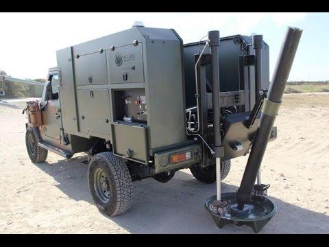 Mobile Mortar Carrier System - Alakran 120mm