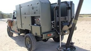 Mobile Mortar Carrier System - Alakran 120mm