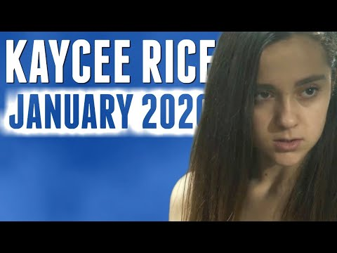 Kaycee Rice - January 2020 Dances