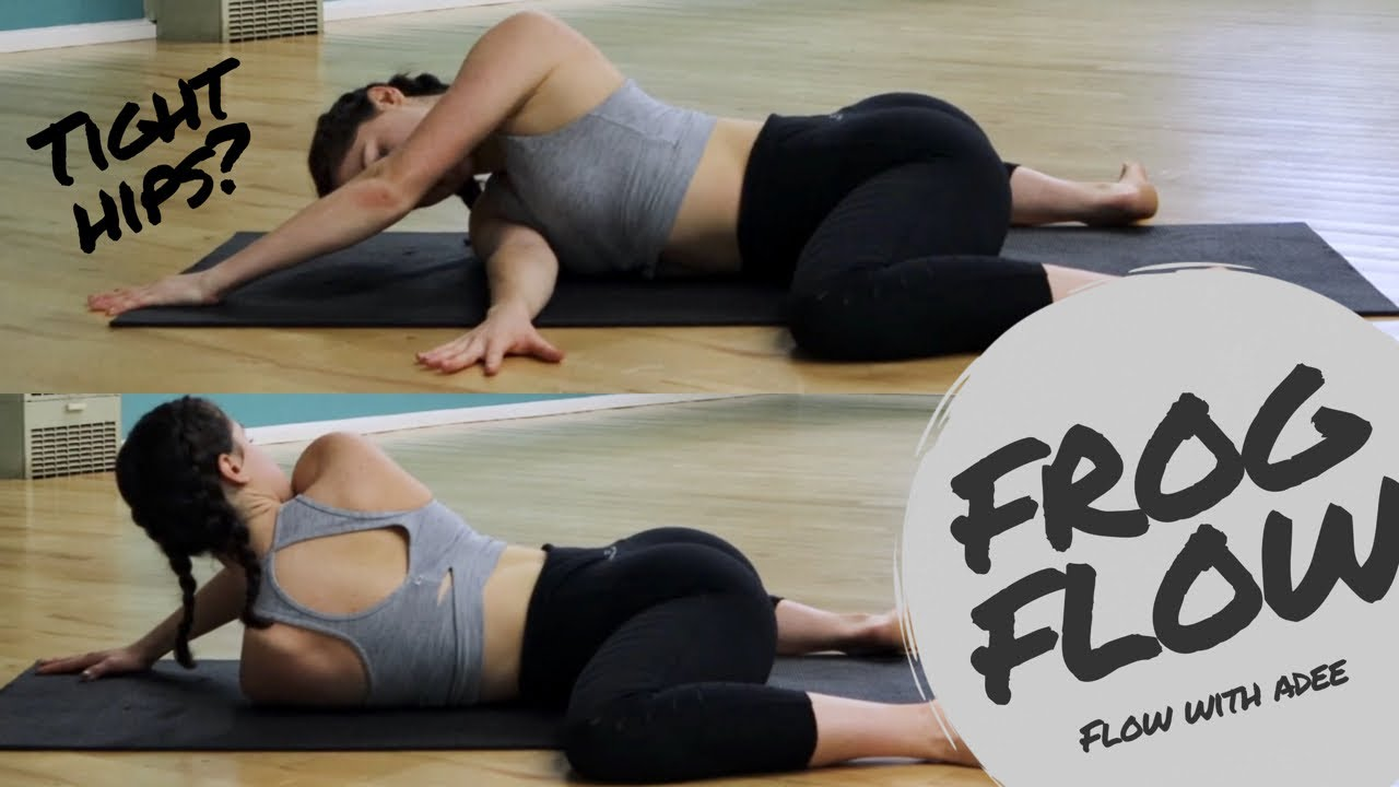 FROG FLOW  Advanced Flexibility Training