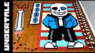 Undertale Genocide Edition (IN 201,025 DOMINOES!)