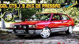 Live For Speed - #2 Gol Quadrado Ap 1.9 Turbo Forjado 2kg De Pressão !