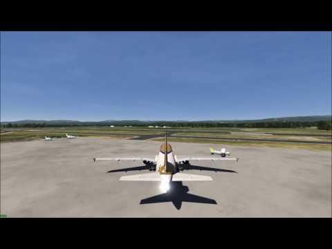 aerofly fs2 arcata to santa barbara