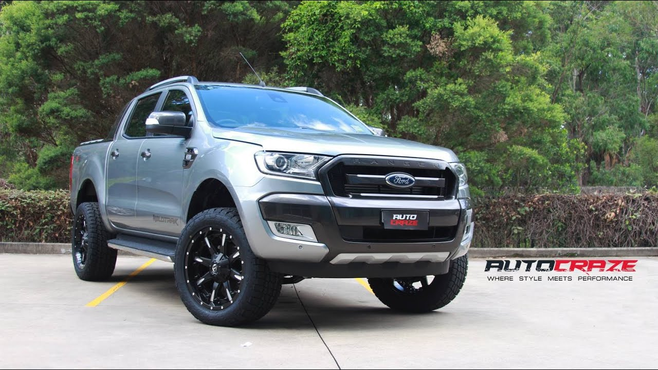 Ford Ranger Wildtrak Wheels
