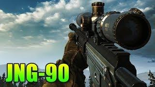 Battlefield 4 - Sniper Sunday JNG-90 Review