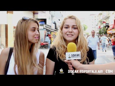 Sokak Röportajları - Sevgiliniz Size Eşcinsel Olduğunu Açıklasa Tepkiniz Ne Olur?