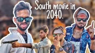 South movies in 2040|| Big vines||south action funny video..