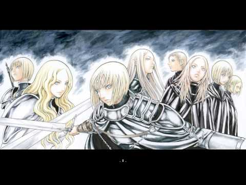 Claymore OST 24 - Kakugo he no Midare HQ