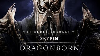 Skyrim - Dragonborn #12 На вершине Апокрифа (финал)