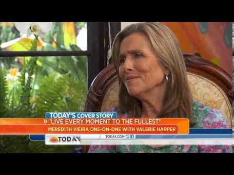 Valerie Harper doctor  Cancer 'close to a remission'
