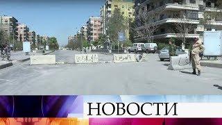 ВСирии подписано соглашение позоне деэскалации вВосточной Гуте.