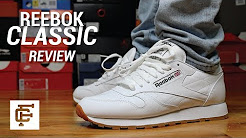 Reebok Classic Reviews - YouTube 2de61c08f