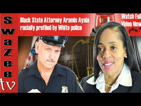 State Attorney Aramis Ayala Pulled over By Orlando FL Police FULL BODY CAM VIDEO