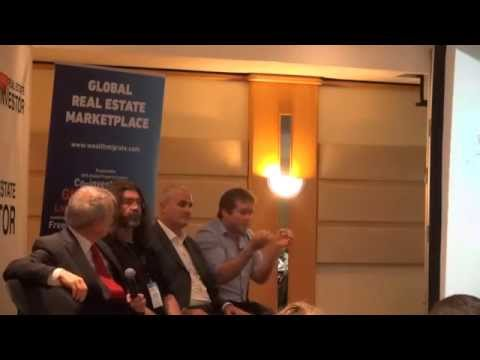 Q&A Panel Part 2, speaks at 2014 Rode - REIM, Cape Town Conference