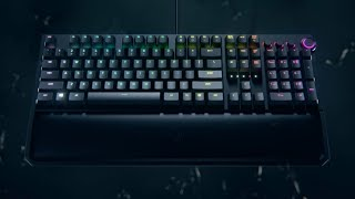 Razer 'Black Widow Elite' Teaser
