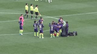 2017.02.25 2017 明治安田生命J1リーグ 第2節 清水エスパルス戦 サン...