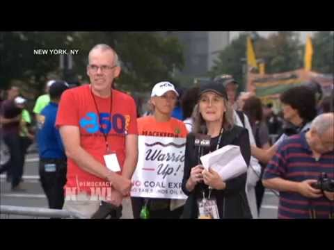 LIVE TV presents - Live Broadcast of the People's Climate March in New York City