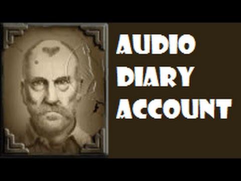 Bill McDonagh BioShock Story Review Audio Diary Account Bill McDonagh