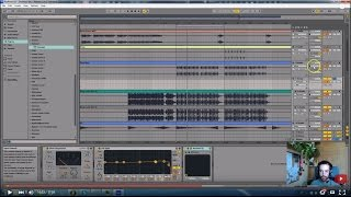 How to EDM: Mixing & Mastering Melbourne Bounce in Ableton Tutorial Free Live Project als, Stems