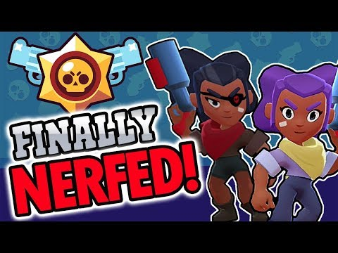 Brawl Stars: SHELLY NERFED HARD! Major Balance Changes (AGAI