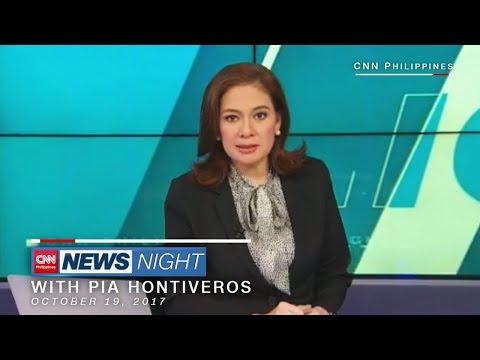 CNN Philippines: 'News Night' in 10 Minutes [101917]