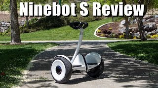 ninebot S Self Balancing Hover Board Review