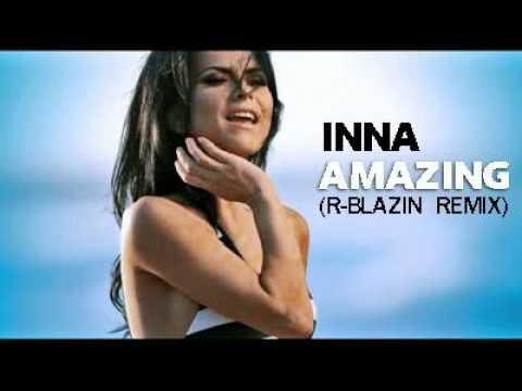 Inna   Amazing Ramy BlaZin Remix   YouTube