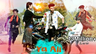 Ya Ali | Bina Tere Na Ek Pal Ho | BG | Zubeen Garg | Heart Touching Love story | Bindass group |2020