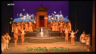 Belle Hélène opérette Offenbach