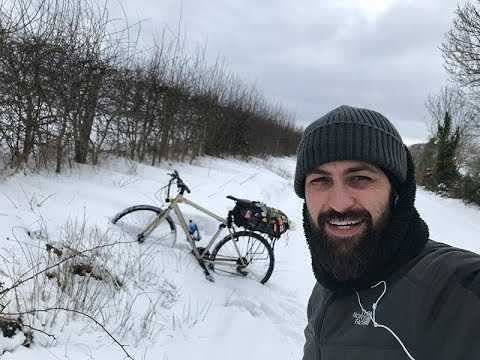 Beast from the east - Belfast to Dublin by bike