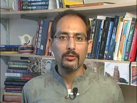 Dr. Ali Zaidi, Assistant Professor, Global Studies