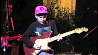"Jake Andrews Playing ""San-Ho-Zay"" at 10 Years Old"
