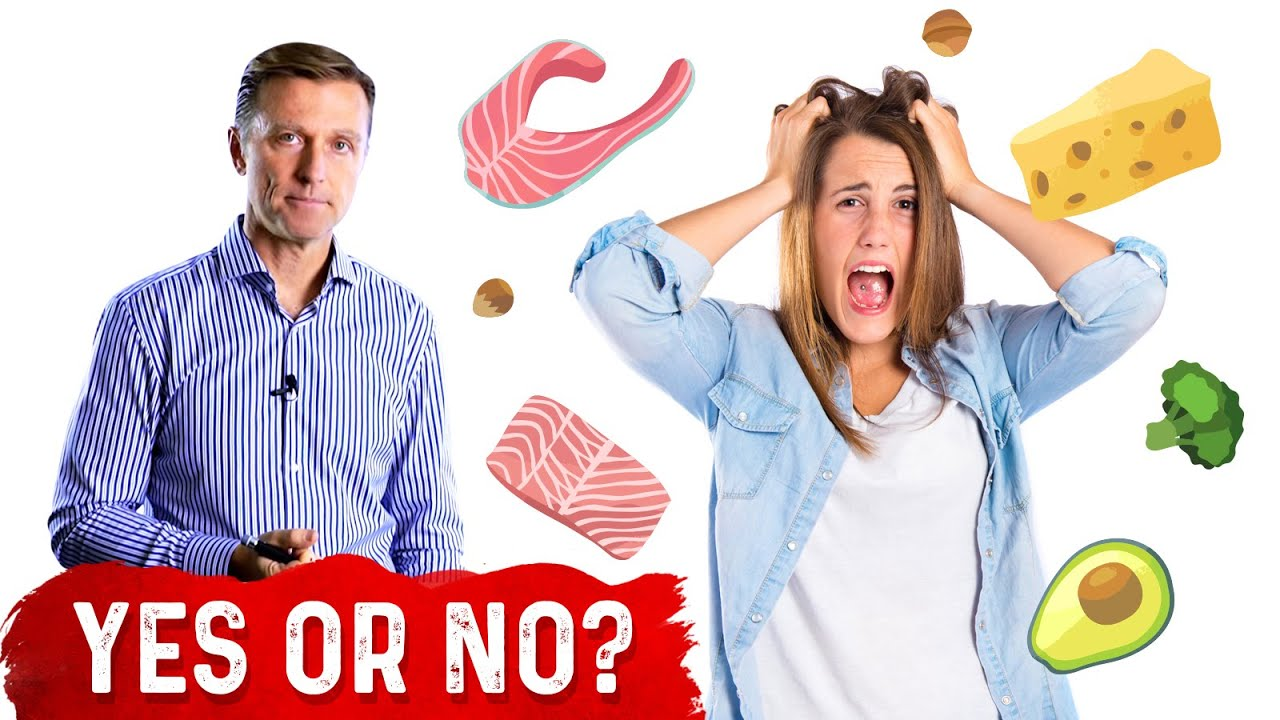 Does Keto and Fasting Increase Stress Hormones?