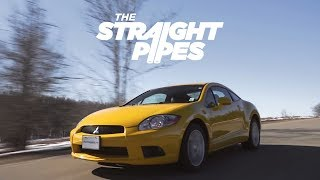 2009 Mitsubishi Eclipse Review - No Show No Go