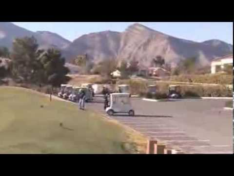 Highland Falls Country Club Summerlin Las Vegas 2-10-2014