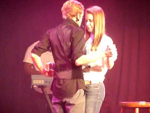 Cody Simpson - Not Just You (Brings Girl on Stage on Valentine's Day)