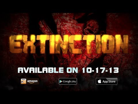 Extinction - Trailer