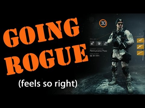 Going Rogue (feels so right)