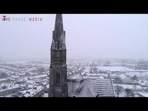 Limerick City   Snow March 2018
