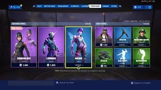 COMPTE À REBOURS DE LA BOUTIQUE D'ARTICLES FORTNITE ! | 23 JUILLET NEW SKINS - FORTNITE BATTLE ROYAL!!